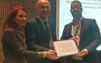 Surge-on Medical CTO Tim Horeman awarded with first Athanasiou ABME Award