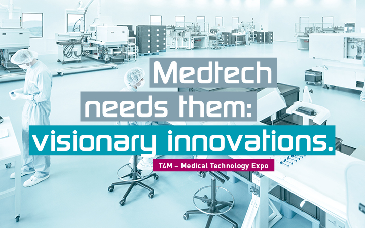Surge-on Medical at T4M Medical Technology Expo in Stuttgart