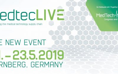Surge-on Medical at MedtecLIVE 2019 in Nuremberg