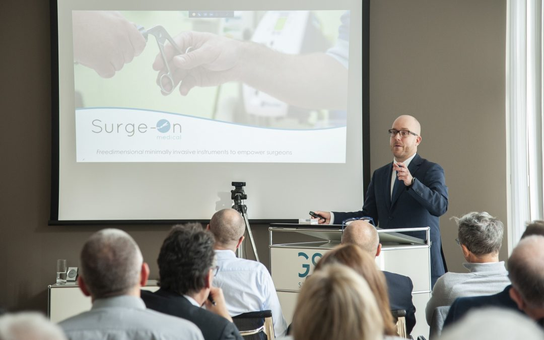 Surge-on Medical at the Investors Conference in Frankfurt