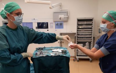 The Added Value of Steerable Instruments in Orthopaedic Surgery, Part 2